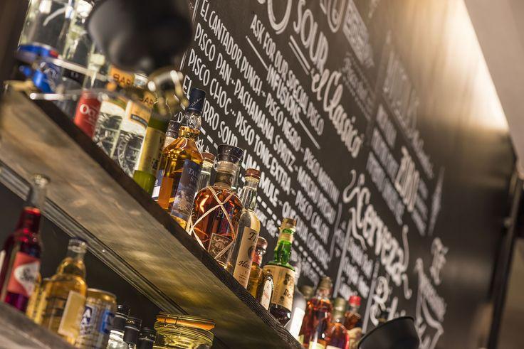 Salud und ein schönes Wochenende? Wen von euch dürfen wir mit feinen Piscodrinks an der Bar verwöhnen? #papaceviche