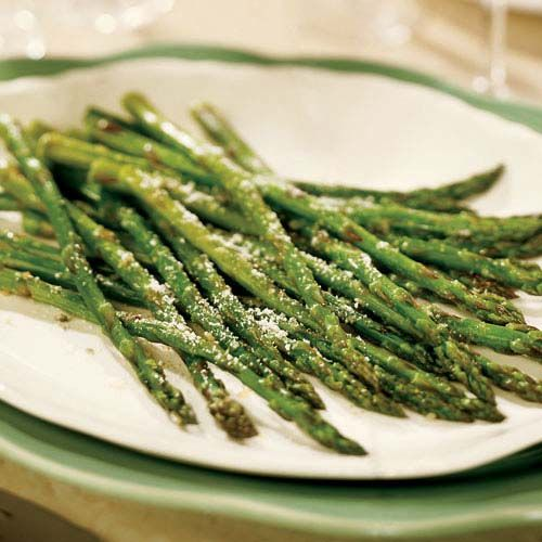 Asparagus Gratinato with Grana Padano | Salads and Sides | Pinterest ...