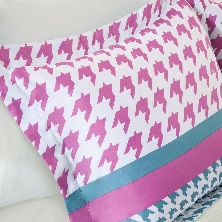 Mi Zone Jenny 4-piece Comforter Set | Overstock.com Shopping - The Best Deals on Kids' Comforter Sets