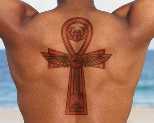 Image result for ancient egyptian alchemy tattoos ankh