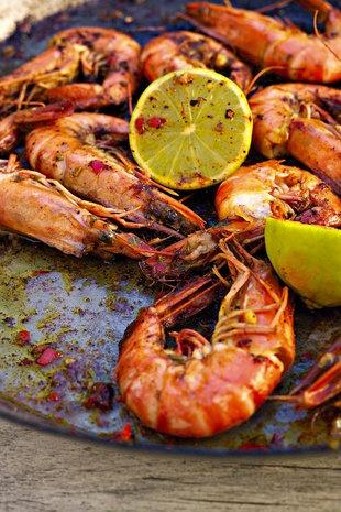 Neila se Garnale    SARIE   Prawns #seafood