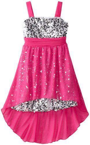 Rare Editions Girls 7-16 Sequin Chiffon Dress, Fuchsia/Silver, 16 Rare Editions,http://www.amazon.com/dp/B00CSIEA3A/ref=cm_sw_r_pi_dp_l7A5sb01X5HFZFEQ