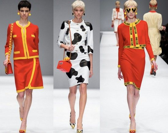 Fashion Her City Lifestyle  Elena Cattalani  Weekly Fashion Report Moschino Follow me @fashcomments on IG Now or Elena Cattalani-fashion writer on FB
