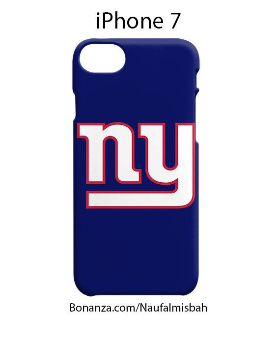 New York Giants Logo iPhone 7 Case Cover