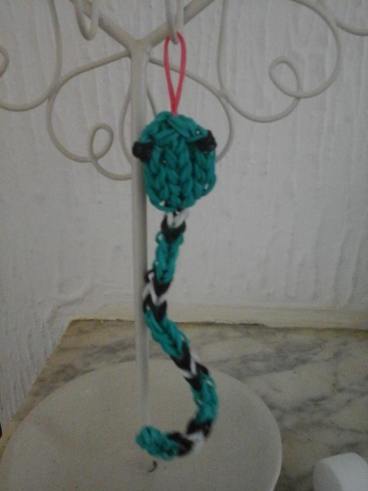 loom band snake