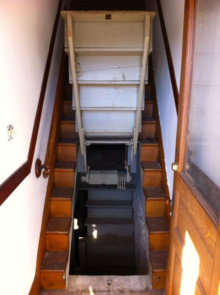 Liftable Staircase | Saint Louis Staircases | Pinterest ...