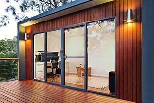 backyard office, adelaide, south australia