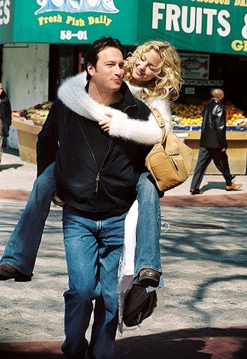 John Corbett and Kate Hudson in Raising Helen. I love them both