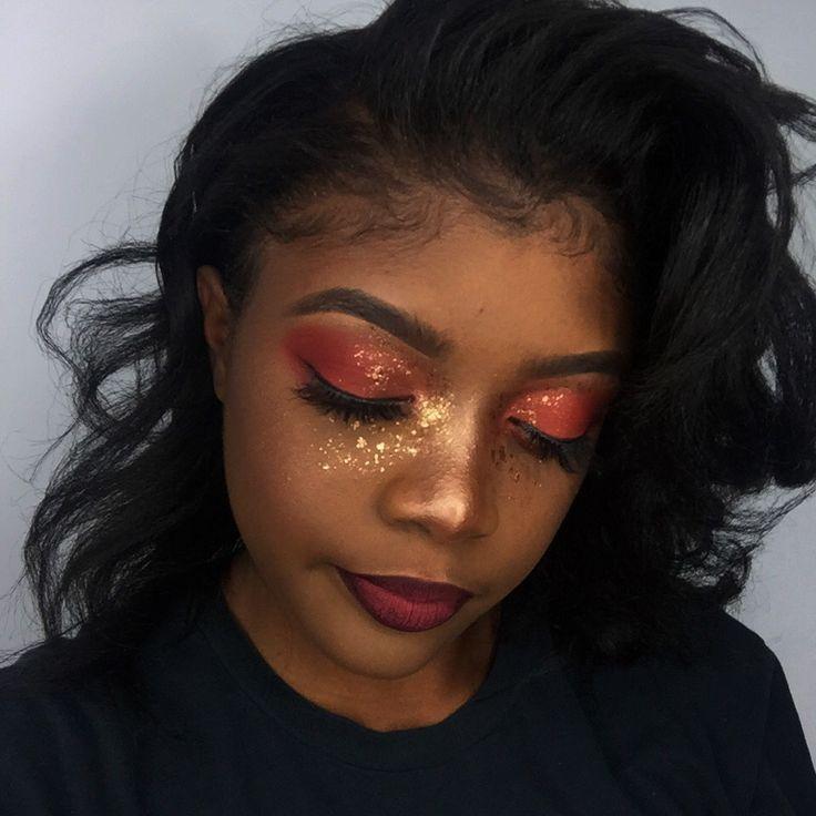 Best 20 Black Girl Makeup Ideas On Pinterest-9288