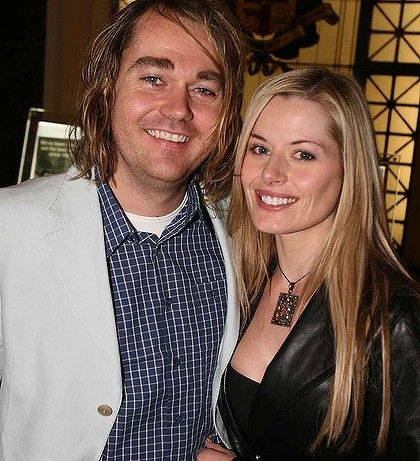 chef shannon bennett and wife madeleine west chef