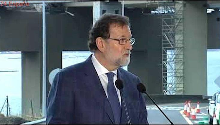 Nuevo lapsus de Rajoy para despedir el año: ¡Feliz 2016!