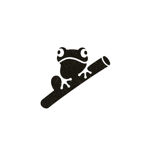 Tree Frog @logoinspirations @logoplace @frog @mark @symbol @logo @graphicdesignblg @animal @logoroom @dribbblers by david.dreiling