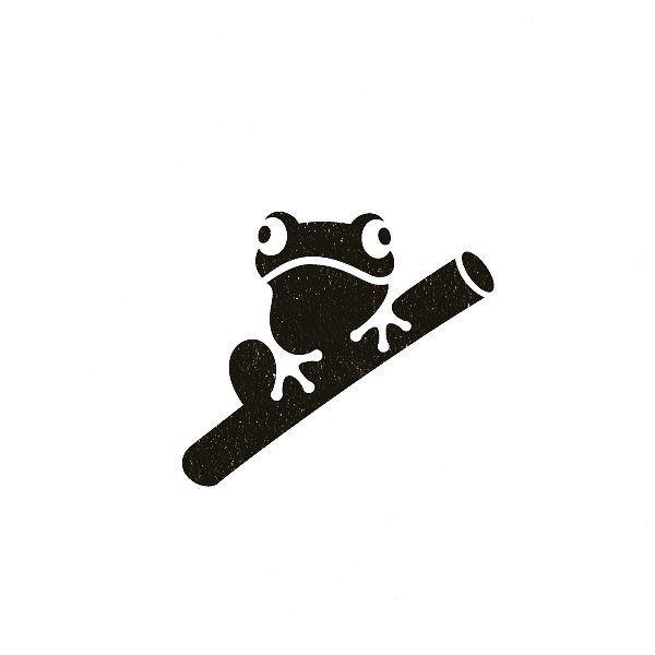 Tree Frog @logoinspirations @logoplace @frog @mark @symbol @logo @graphicdesignblg @animal @logoroom @dribbblers by david.dreiling