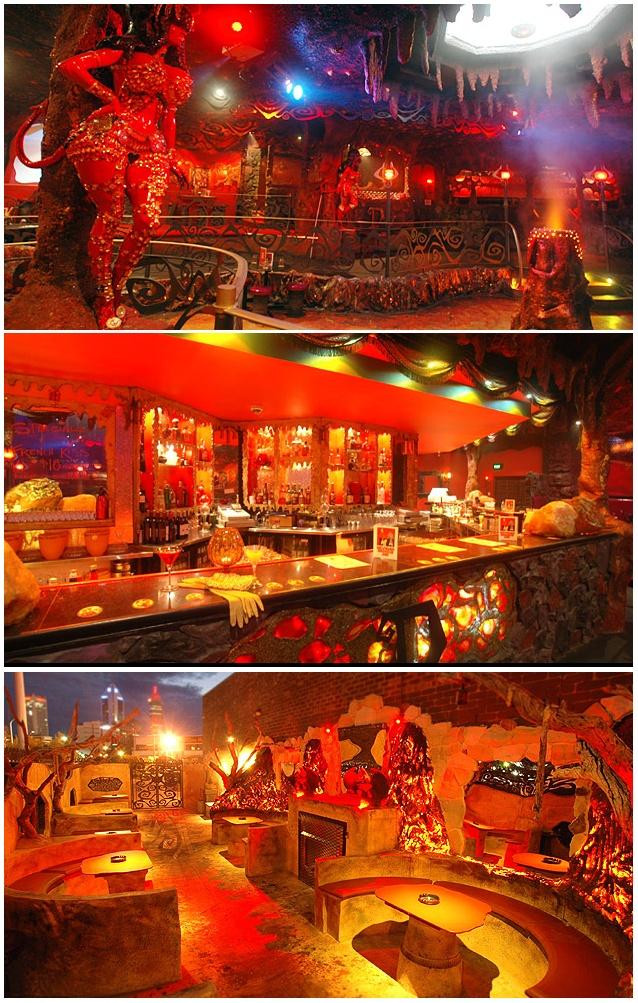 """Deville's Pad"" bar in Perth, Australia. Our favourite cocktail haunt on a Saturday night."