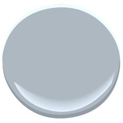 BM - manor blue 1627    A hint of violet distinguishes this elegant mid-tone blue-gray. Muted and well-mannered, it adds a touch of sophistication to any setting.