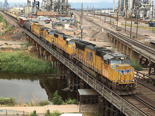 Rocky Mountain Railroad Club - News