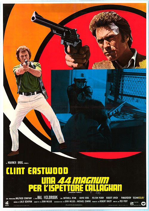 1973 movie posters | MAGNUM FORCE POSTER ]
