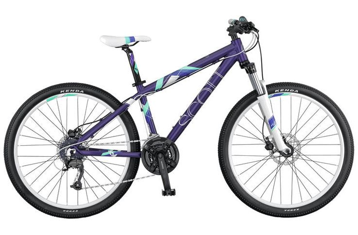 Scott Contessa 620 2015 Womens Mountain Bike | Evans Cycles - £449 - Quite purple. Stupid name though.