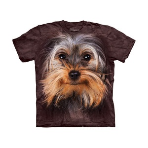 Yorkshire Terrier Face Tee