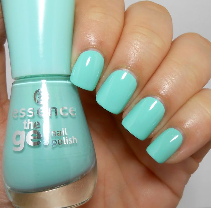 Taya: Review and Swatches: Essence The Gel Nail Polish (+ Comparisons)