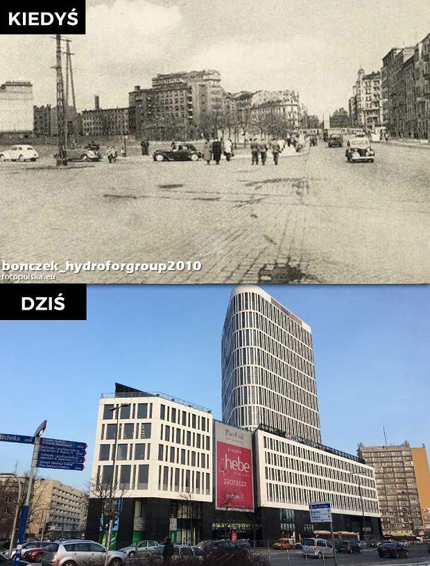 Na przykładzie placu Unii Lubelskiej (zdjęcie na górze z 1933 r.) łatwo sprawdzić, jak bardzo rozrosły się granice stolicy. Plac, nazywany Rondem Mokotowskim, leżał na granicy wsi Mokotów i miasta Warszawy. Dawniej na terenie placu znajdował się również Dom Handlowy Supersam. Po zburzeniu na jego miejscu wzniesiono centrum biurowo-handlowe Plac Unii. Dodatkowo na placu Unii Lubelskiej swój początek ma jedna z najdłuższych ulic miasta, czyli Puławska.