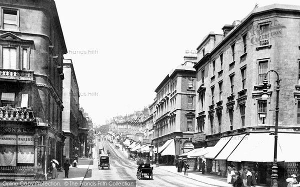Bristol queens road 1900 from francis frith memories bristol queens road 1900 from francis frith memories pinterest bristol solutioingenieria Choice Image