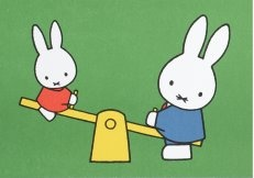 Miffy Postcard, miffypostcards.com