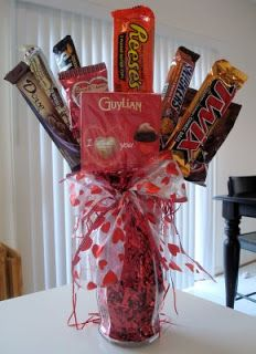 One Day When I Have Time: Candy Bar Boquet