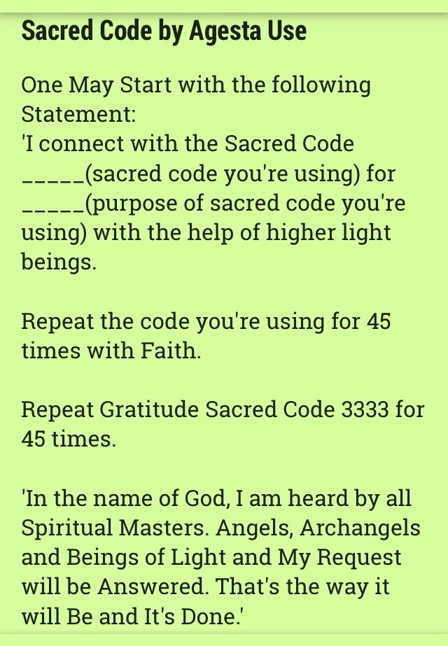 Codes And Conventions Of A Magazine: Using Sacred Code By Agesta. Energy Healing. Number