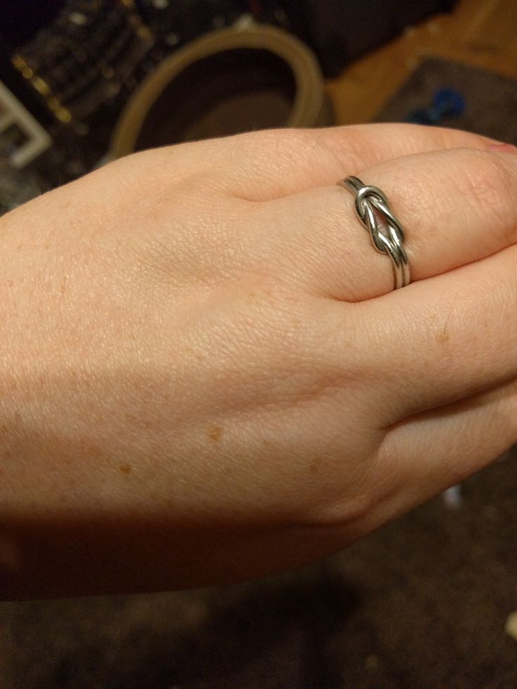 Challenge! Post a stoneless engagement ring that you love! - Weddingbee | Page 2