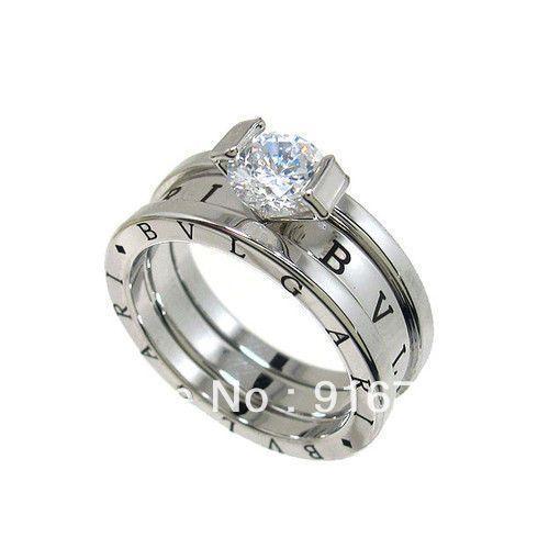 Бесплатно P и P ******* мода элегантность дизайн 18 К gp-хрустальное кольцо
