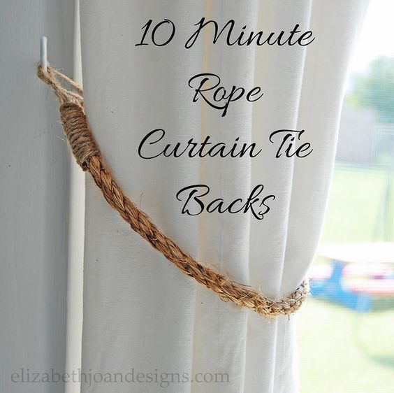Curtains Ideas anthropologie curtain tie backs : 17 Best ideas about Curtain Tie Backs on Pinterest | Curtain ties ...