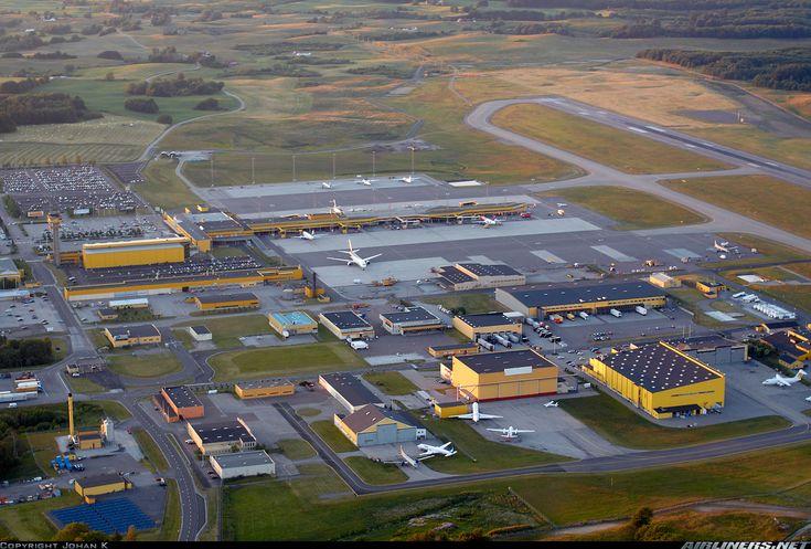 Malmo Sturup Airport (MMX/ESMS) Airports Pinterest