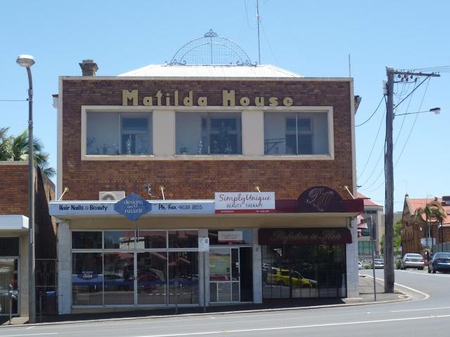 Matilda House. Toowoomba, Queensland, Australia