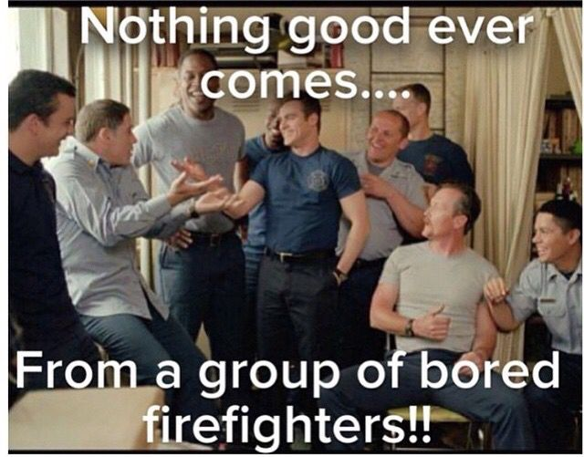 True Story about firefighters!!