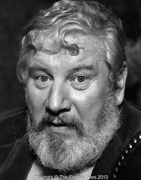 Sir Peter Ustinov (1921–2004) was an English actor, writer, filmmaker, theatre and opera director, and television presenter.
