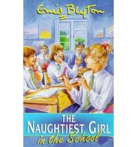 The Naughtiest Girl in the Schoolby Enid Blyton (from list: books set in boarding schools)