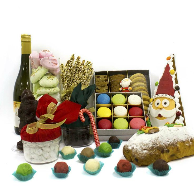 Large Christmas Hampers