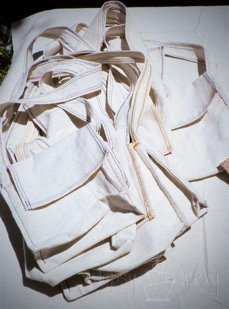 lego indiana jones birthday party satchel by imtopsyturvy.com, via Flickr