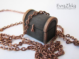 polymer clay chest tutorial