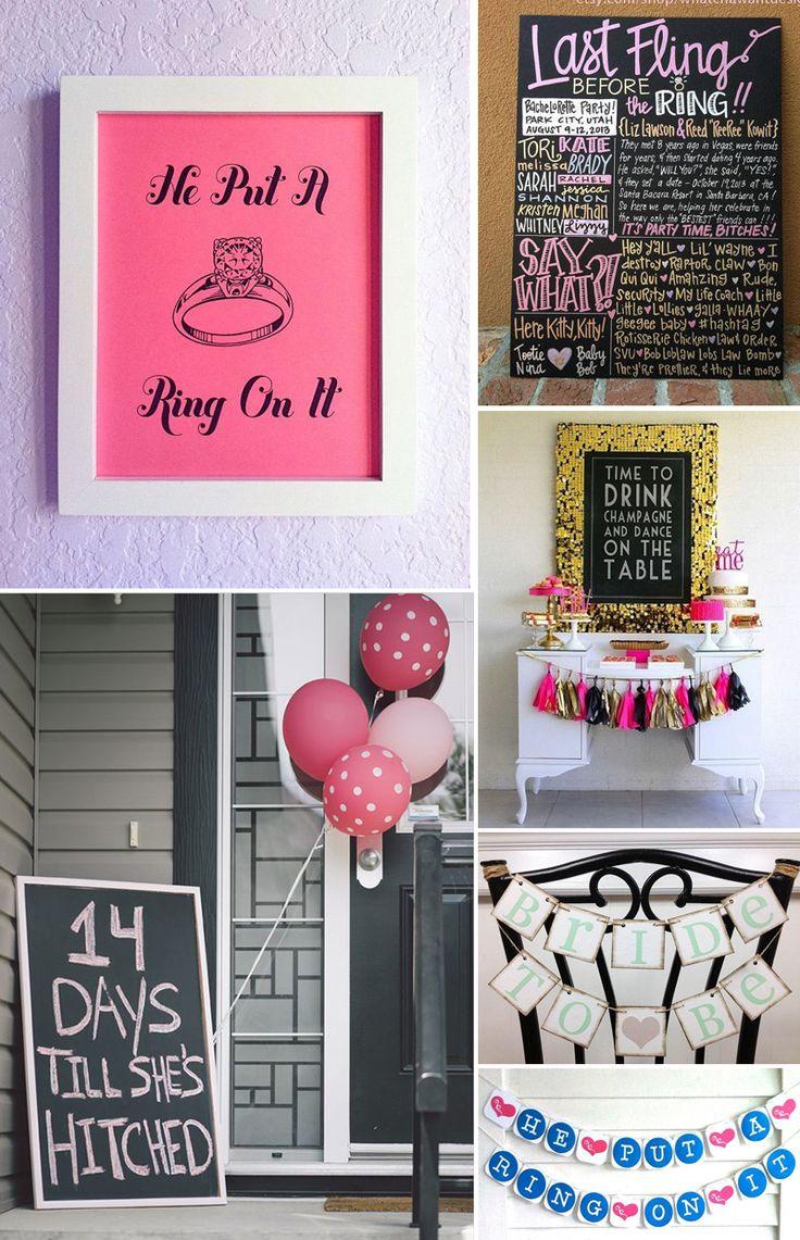 10 Unique Bachelorette Party Ideas.