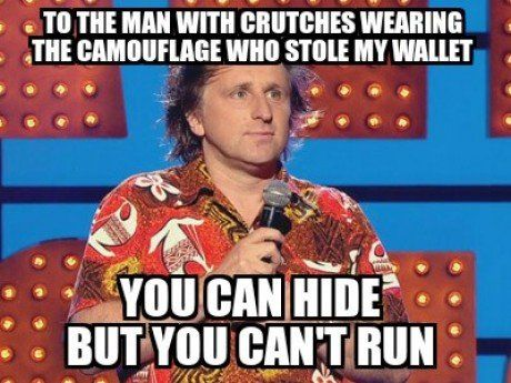 Legendary Milton Jones