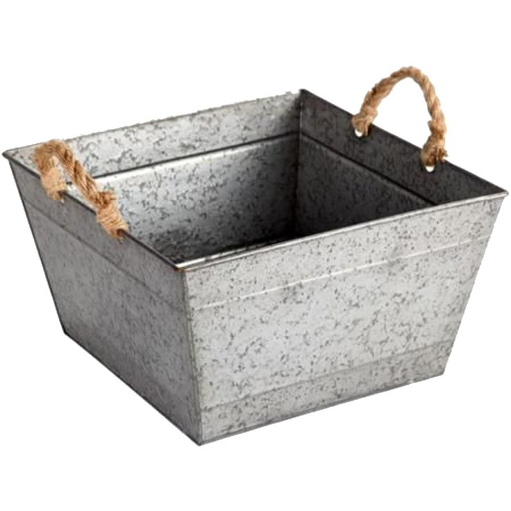 Better Homes And Gardens Small Galvanized Bin Silver: 56 Best My Mood Board Stuff Images On Pinterest