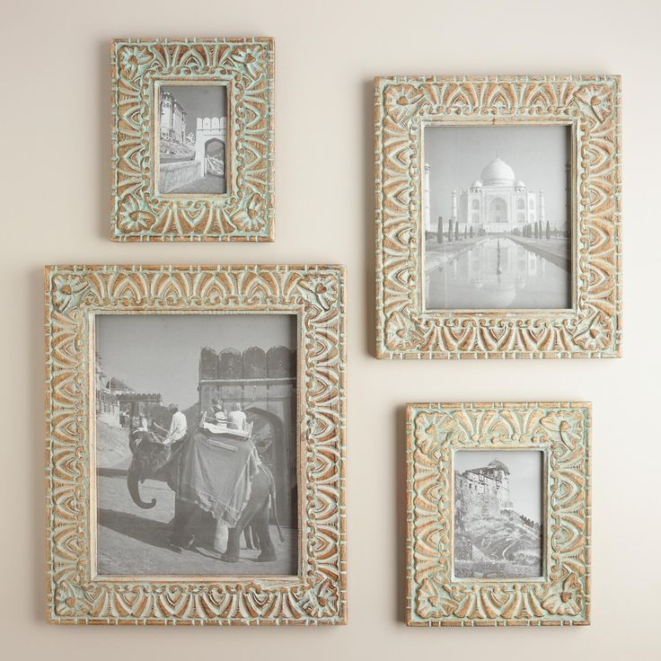 Green Carved Neelam Frame Dream BedroomPicture FramesWorld MarketTable DecorationsLiving Room IdeasBedroom DecorFamily RoomDining
