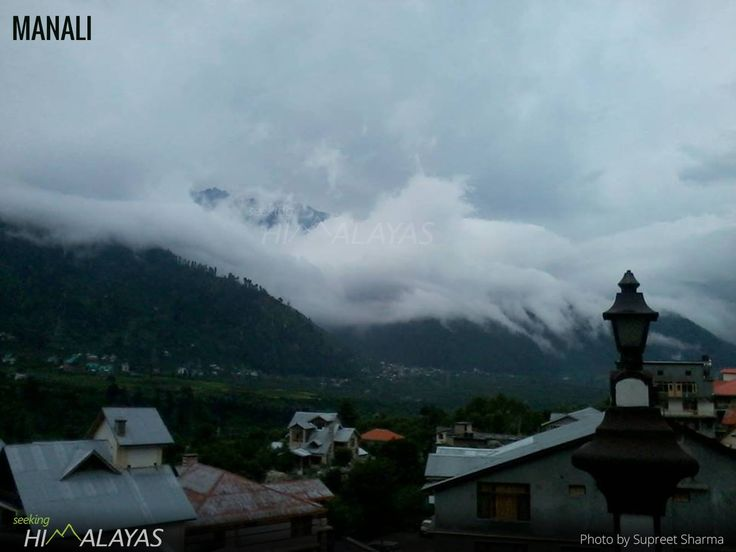 Picture sent by Supreet Sharma. Previously featured as #PhotoOfTheWeek #5  #Manali
