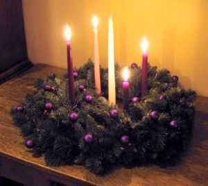 advent wreath for the home pinterest advent wreaths. Black Bedroom Furniture Sets. Home Design Ideas