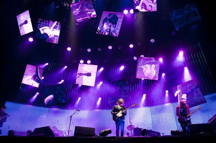 Radiohead - Foro Sol - México, DF. Abril 2012.