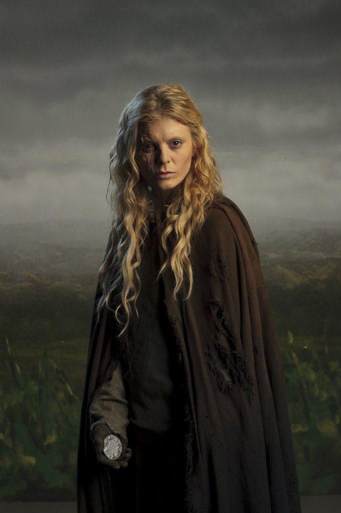 Emilia Fox As Morgause Merlin Merlinmonday Merlin
