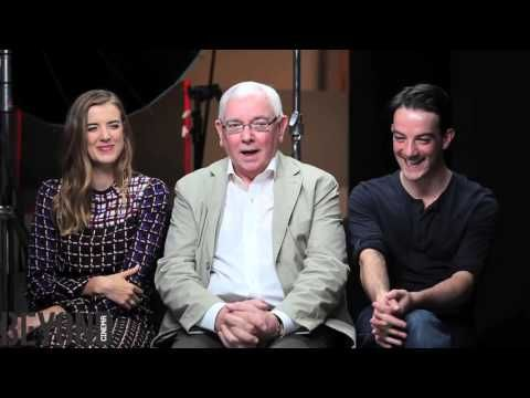 "Terence Davies, Agyness Deyn & Kevin Guthrie talk ""Sunset Song"" - a Beyond…"