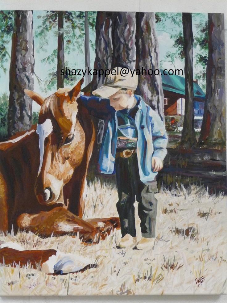#boy #horse #boywithhorse